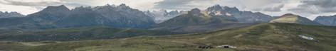 China-Tibet Borderline