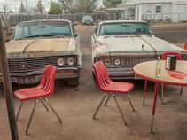 Two Chairs, Marfa