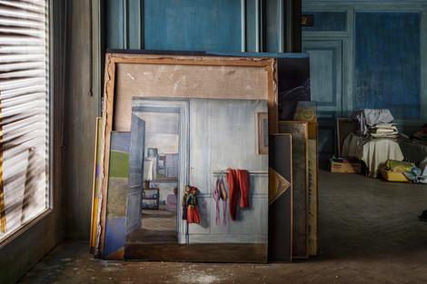 Room within a Room  Dualidad en el espacio