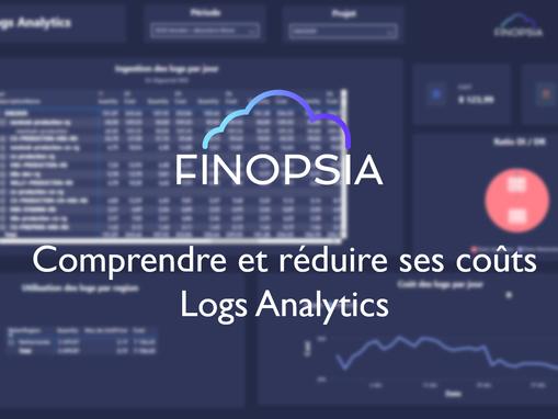 [Azure] Comprendre et réduire ses coûts Logs Analytics