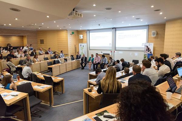 Oxford Biodesign Panel Discussion, Healt