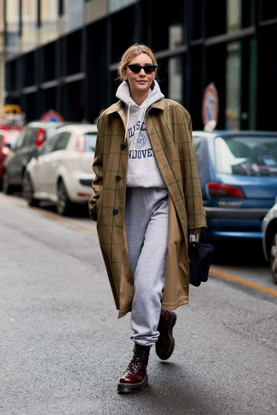 Sporty & comfy style