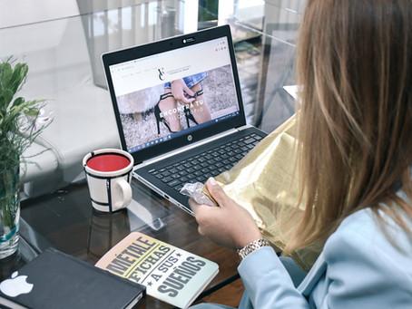 Mundo online: cómo adaptartu negocio de asesoría de imagen