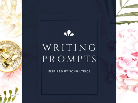 Writing Prompts: Song Lyrics