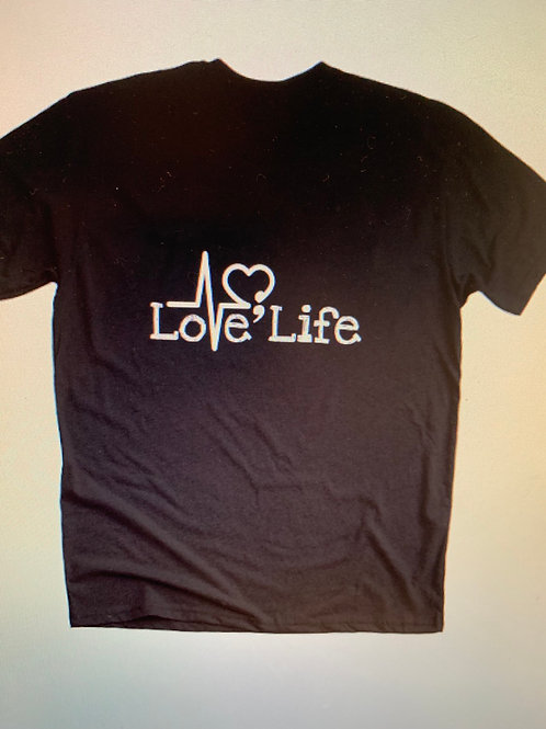 Love Life; You Matter Shirts and Hoodies