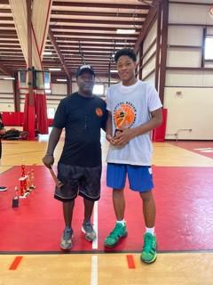 "Basketball Boot-Camp Session #1 ""Brooklyn Invades Torrington CT"