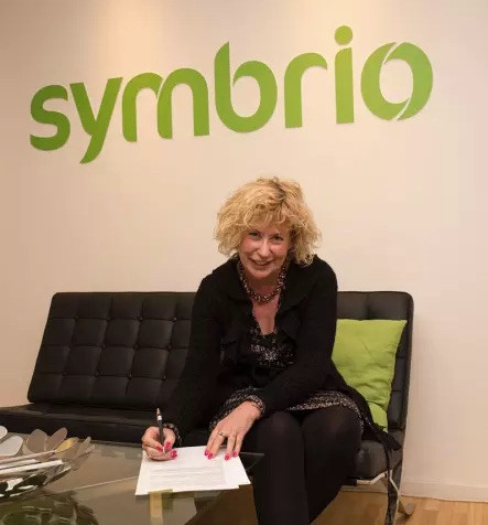 Maria Gustafsson, styrelseledamot i Symbrio