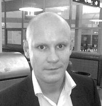 Martin Wettervik, försäljningschef på Symbrio