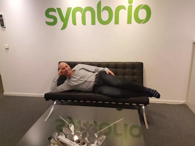 Anders Sjödahl, BizTalk-stjärnan på Symbrio