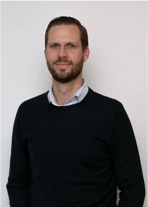 Johan Nyström, produktägare på Symbrio