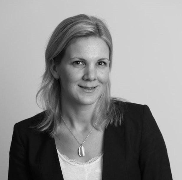 Maria Aspenberg, tidigare produktägare på Symbrio