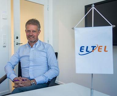 Örjan Magnusson ved Eltel Networks.