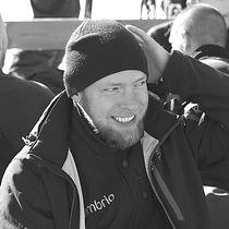 Magnus Lönnber, drifttekniker på Symbrio