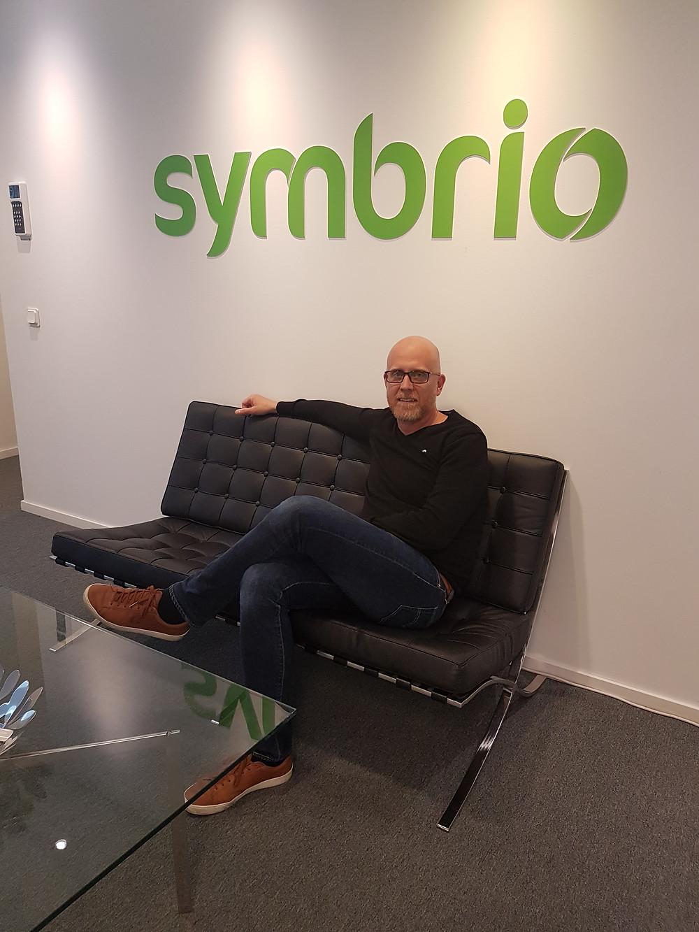 Robert Olsson - 14 år som säljare på Symbrio