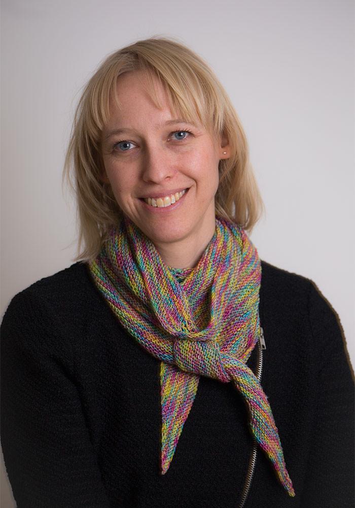 Linda Herolf på Symbrio