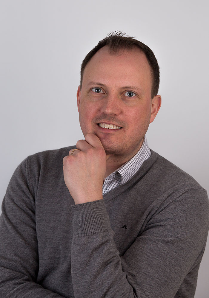 Johan Ouchterlony, VD på Symbrio