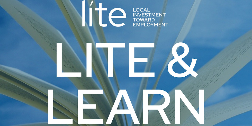 LITE & Learn - Thinking Critically About Charity