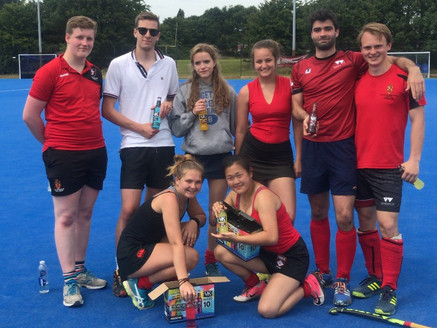 Charity Hockey Tournament Round Up