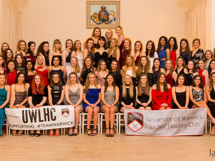 'We like to boogie on a Saturday night...' UWHC Ball 2018