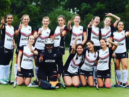 UWLHC 2nd XI Vs Solihull Blossomfield 3s