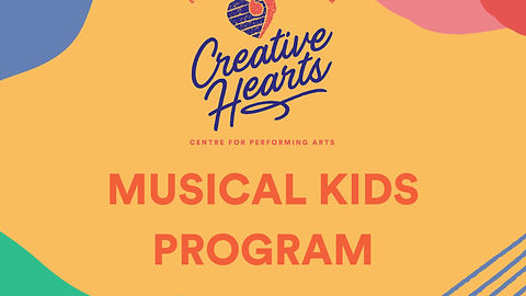 Video of our Musical Kids program