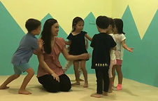 Music classes for preschoolers