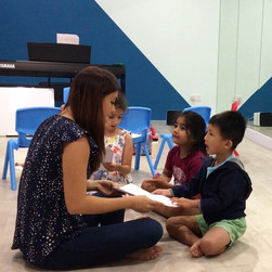 Singing Club for 4-6 year olds