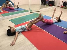 kids yoga and mindfulness kids yoga class kids yoga lessons mindfulness camp singapore kids