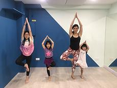 kids yoga class children yoga children's yoga singapore yoga class for kids mindfulness