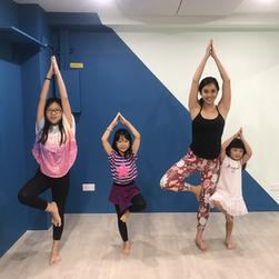 Kids Yoga and Mindfulness Class