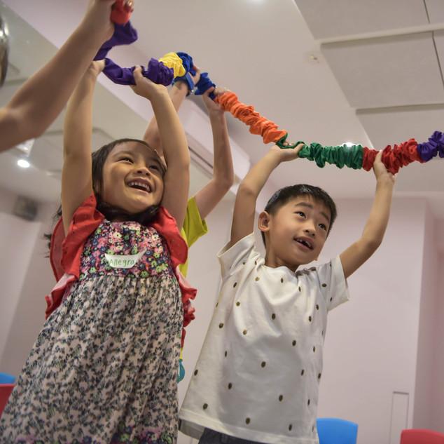 Musical Kids Class