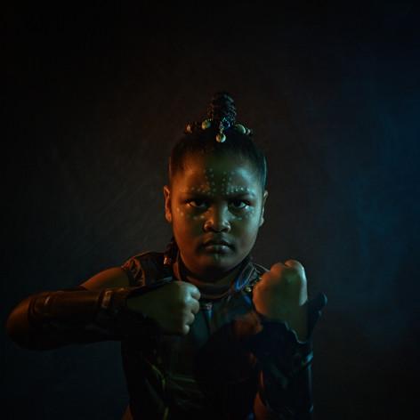 Black Panther Shuri Cosplay