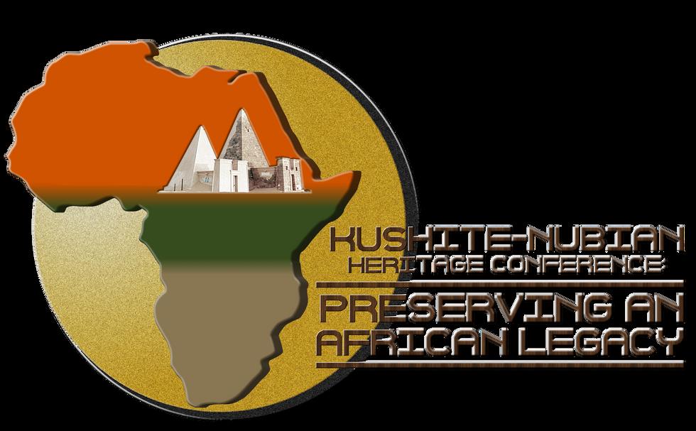 Kushite Nubian Conference Logo