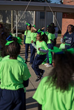 Jumping Dreams Double Dutch at Johnson C. Smith University Homecoming Parade 2019