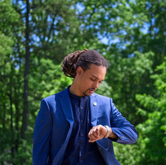 Charlotte City Councilman - Braxton Winston
