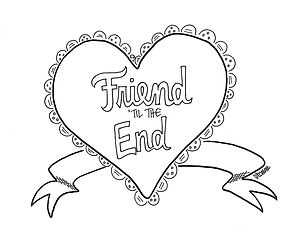 Valentine: Friend to the End