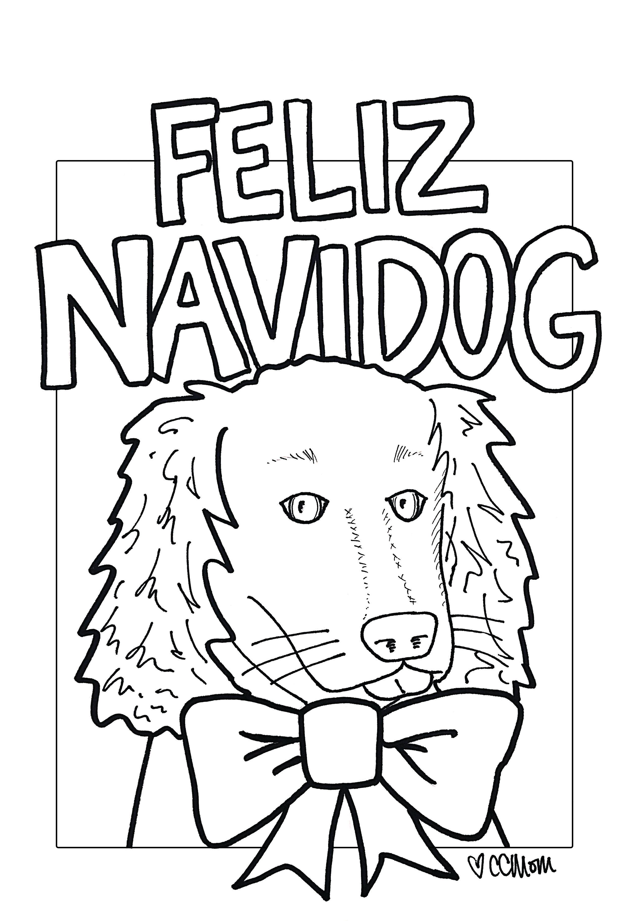 Feliz Navidog