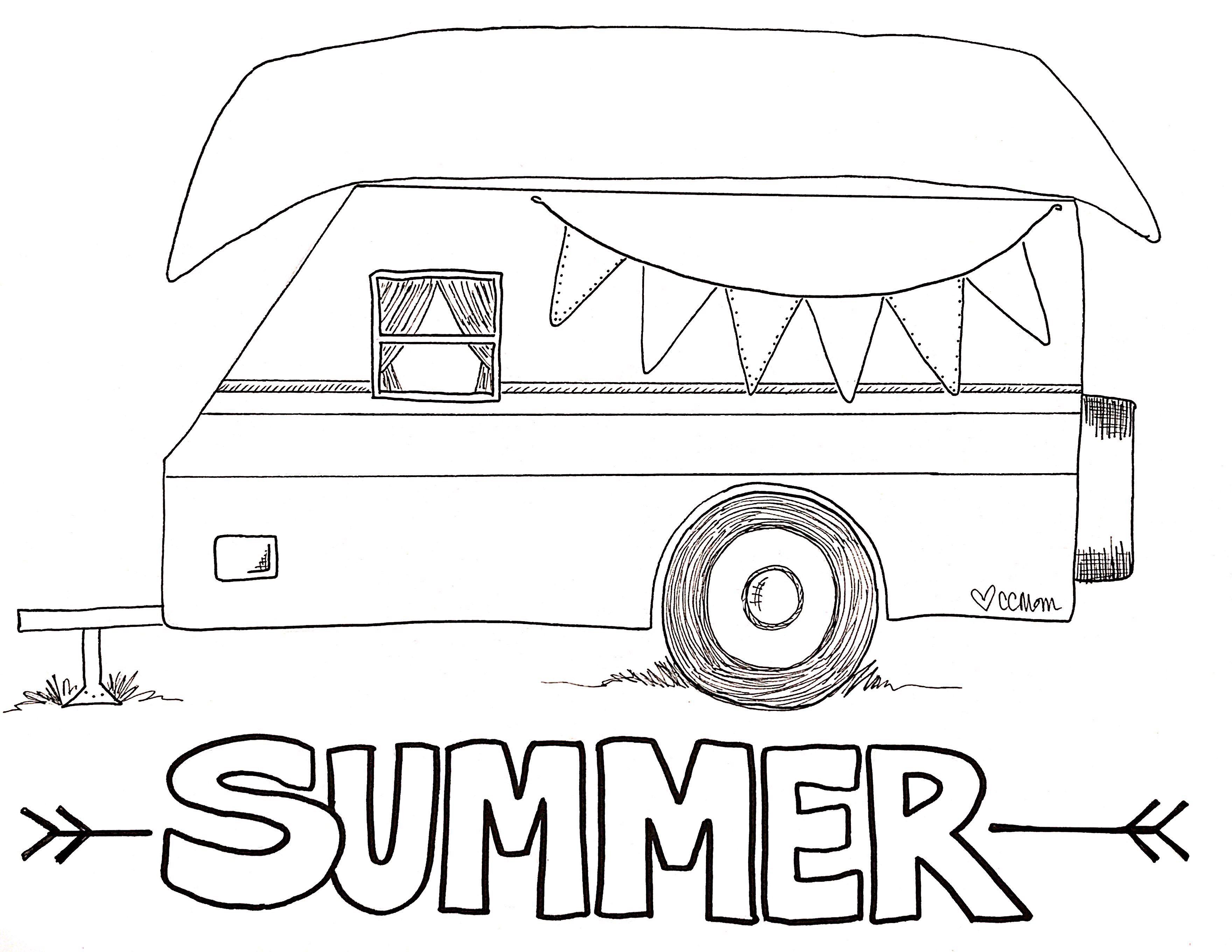 Summer Camper