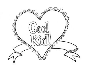 Valentine: Cool Kid