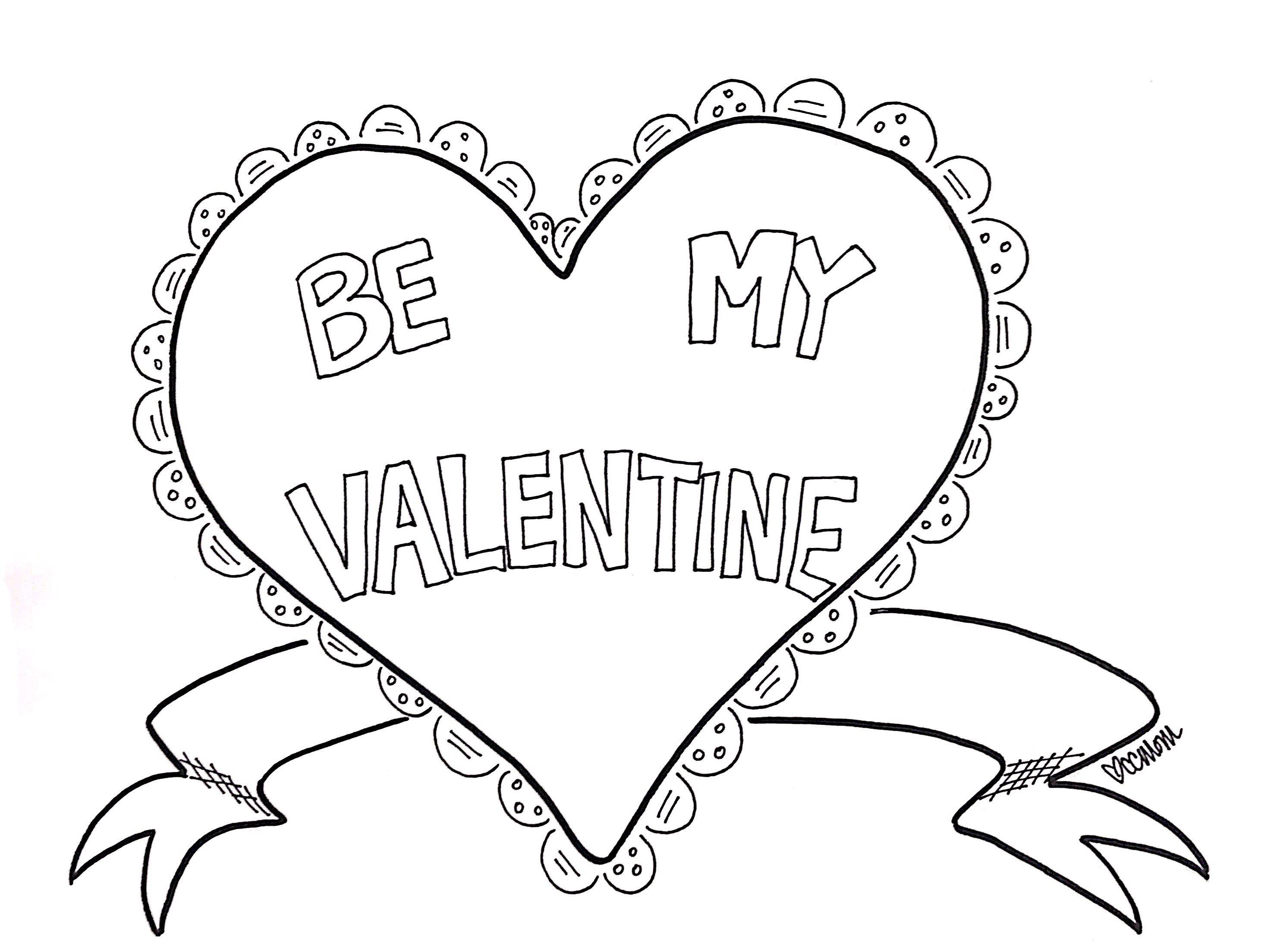 Valentine: Be Mine
