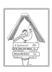 Bird House Library