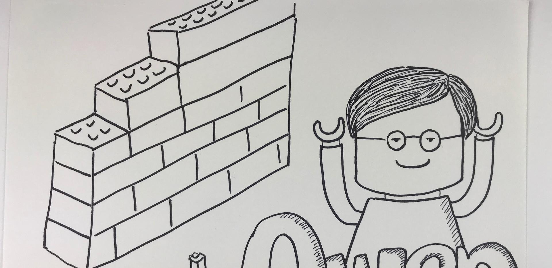 Owen Loves Legos