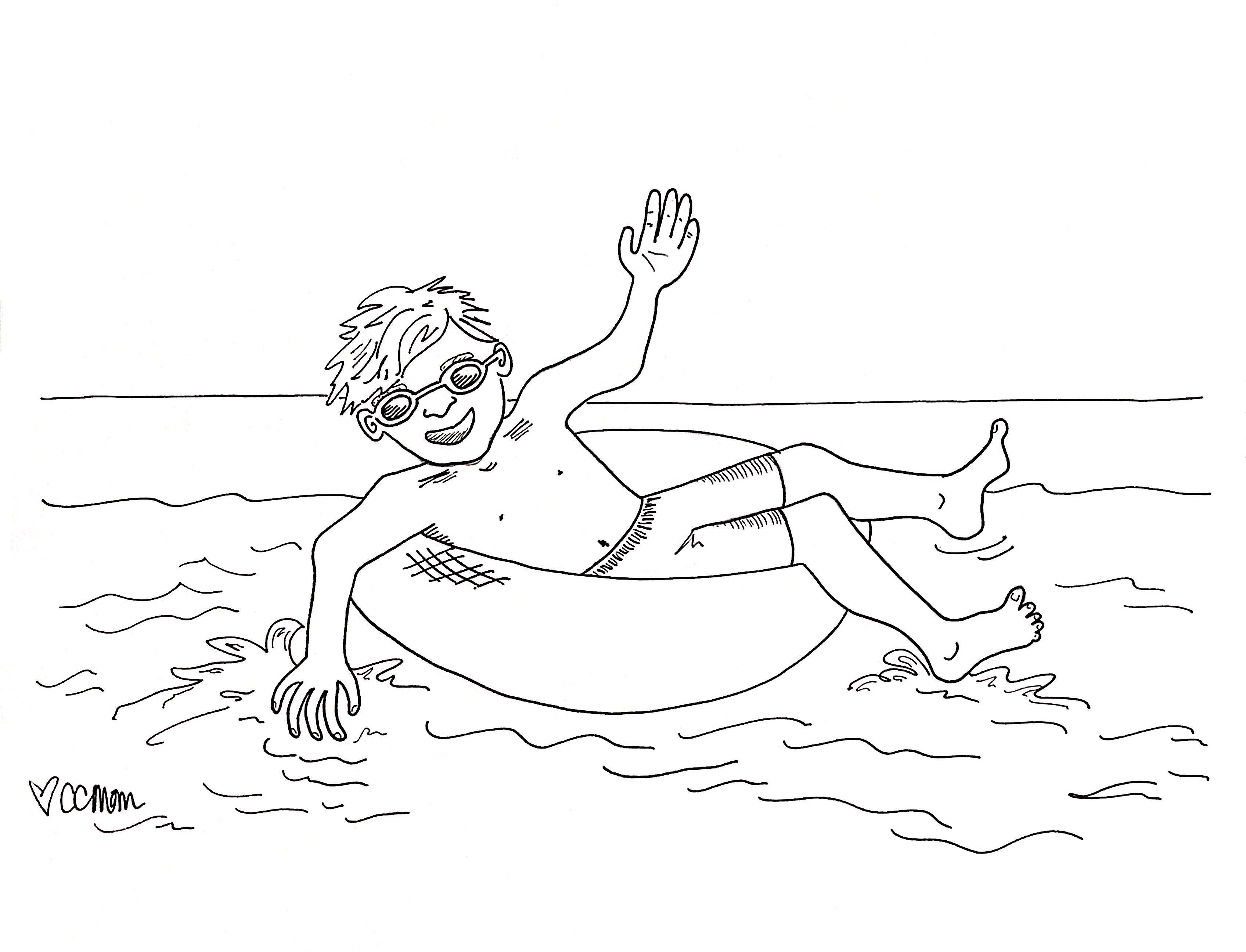 Pool Floatie