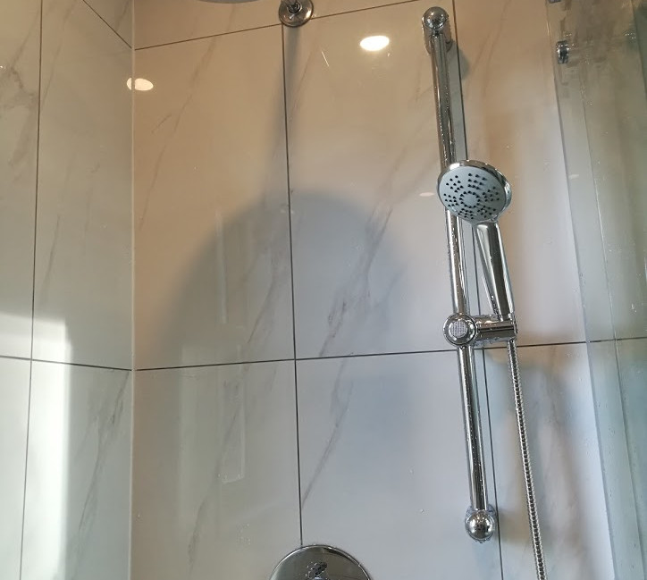 Two Function Shower System