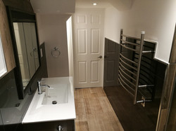 Sink And Towel Bar