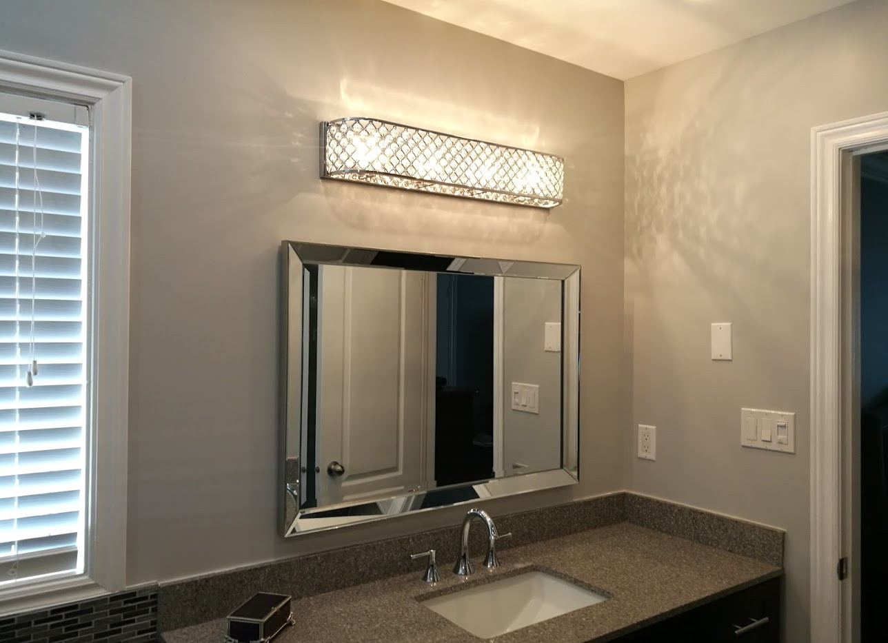 Wall And Fixture