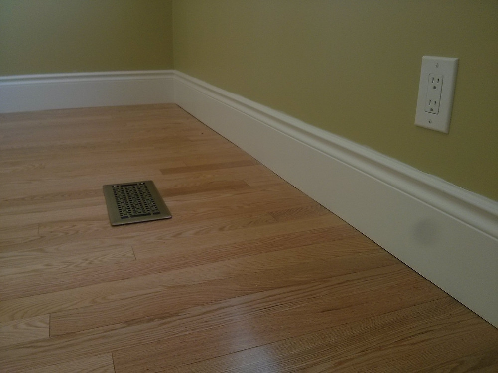 Mirage Red Oak Prefinished Hardwood Flooring