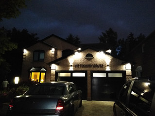 Exterior Lighting Can Add Instant Curb Appeal