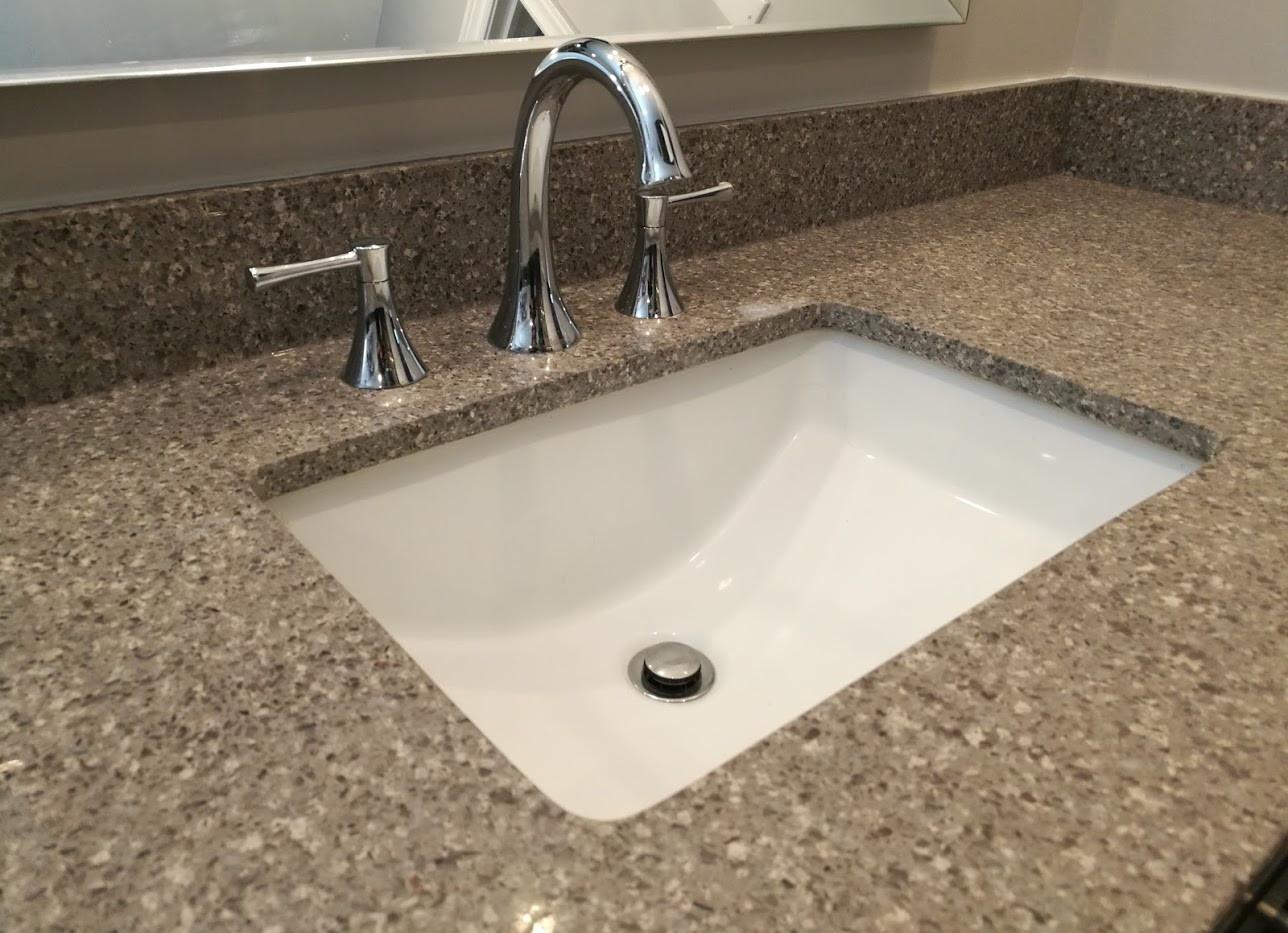 Riobel Faucet And Quartz Countertop