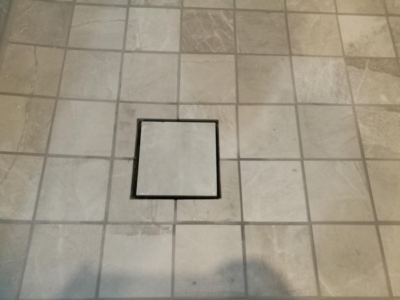 Tiled Drain